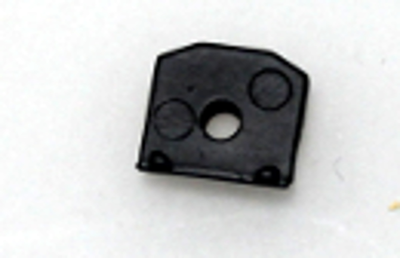 Coupler Cover (Loco) (4-4-0 Ourtside Frame)