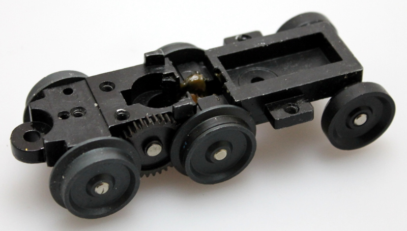 6 Wheel Geared Truck (O Universal)