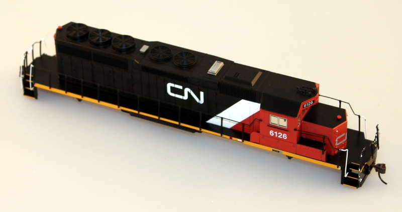 Body Shell - CN (HO SD40-2)