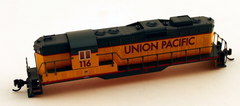 Shell - Union Pacific (N GP-7)