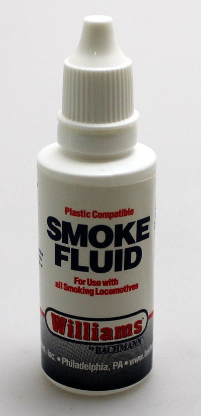 Smoke Fluid - 1 oz bottle (All Scales)