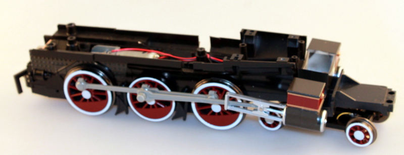 Loco Chassis (90076) (Large 4-6-0)