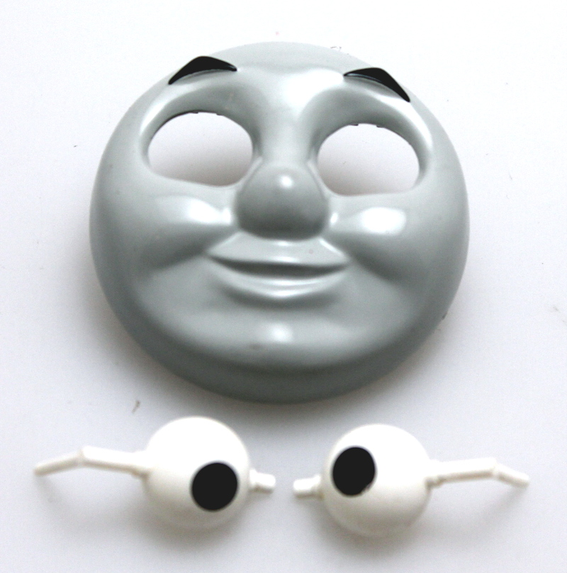 Face Plate w/o Eyes (Large Thomas & Friends - Thomas)