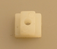 Chassis Spacer 1 - White (HO Harry Potter/Universal)