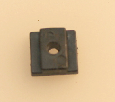 Chassis Spacer 1 - Black (HO Harry Potter/Universal)