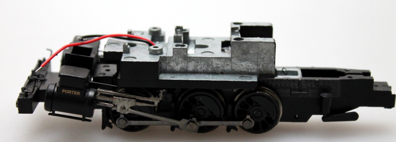 Lower Chassis (HO 0-6-0T Side Tank)