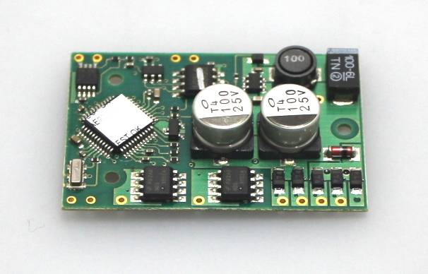 DCC Sound Board - AE32017 (DCC Sound)