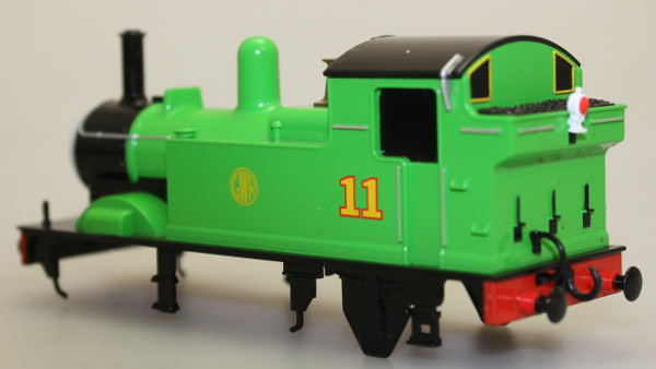 Body Shell w/Faceplate (HO Oliver)