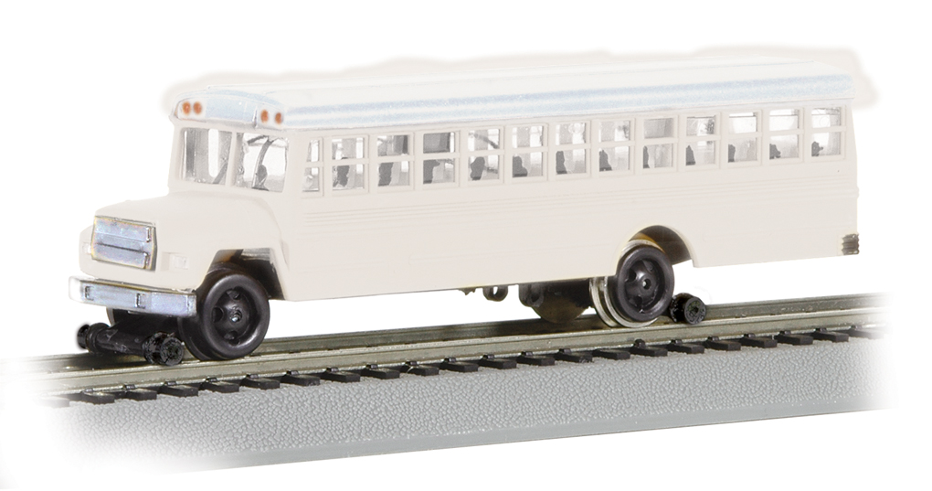 High rail bus