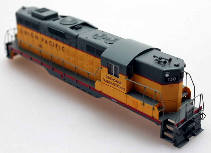 Shell - Union Pacific #150 (HO GP7/GP9)