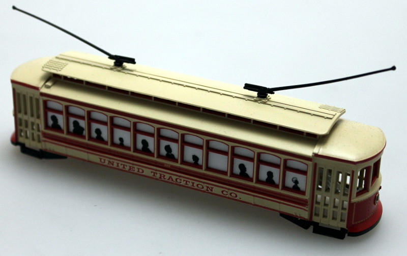 Body Shell United Traction (HO Brill Trolley)