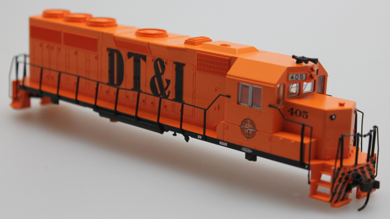 Shell - DT&I #405 (HO GP40)
