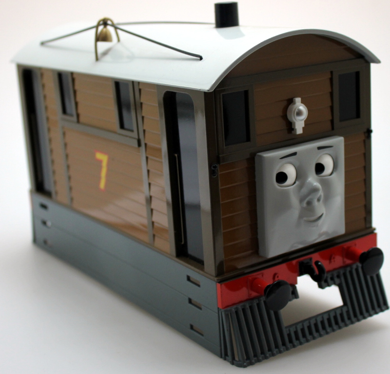 Body Shell (Large Scale Toby)