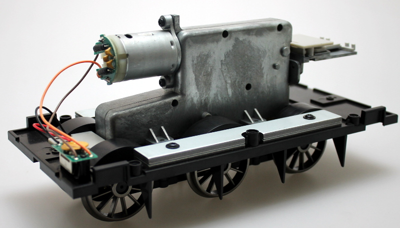Loco Chassis (Large Scale Toby) - Click Image to Close