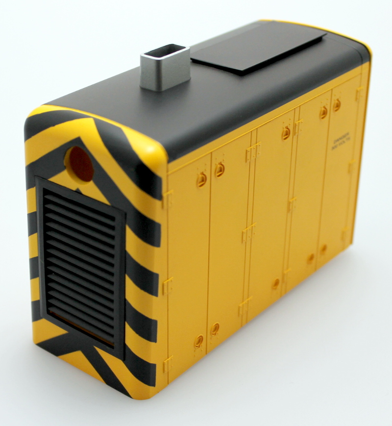 Boiler - Yellow (G 45 Ton)