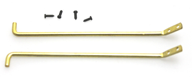 Cowcatcher Rail Set - Gold (G 4-6-0 Anniversary)