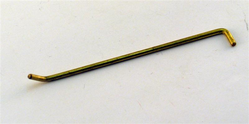 Cowcatcher Rail - Gold (Large 4-6-0)