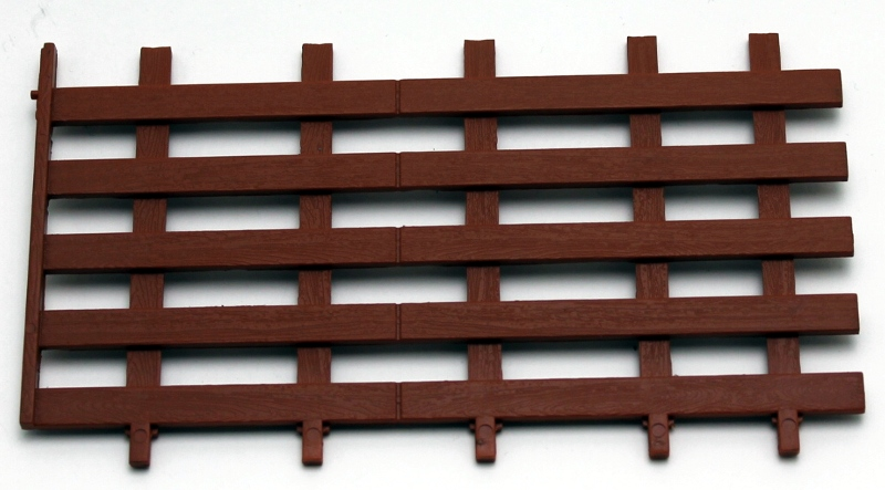 Fence - Right (Large Rail Truck)