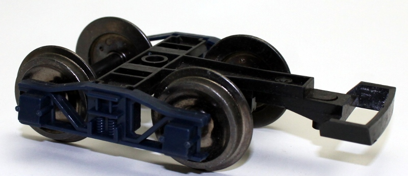 Tender Truck with Loop - Blue Frame (Large 4-6-0)