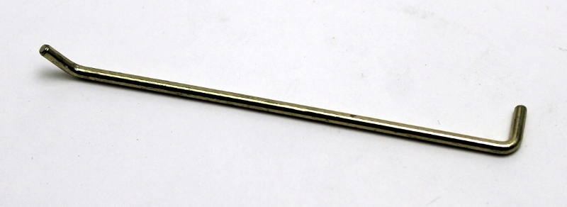 Stanchion - Gold, Right (Large 4-6-0)