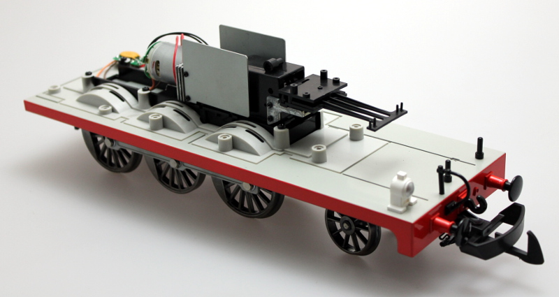 Loco Chassis (G James (T&F))