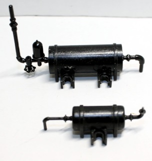 Air Tank Set ( Large 2-6-0 )