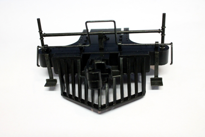 Cowcatcher - black (Large Scale 4-6-0 Anniversary)