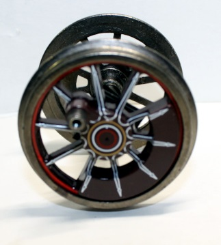 Drive Wheels Brown ( Large 2-6-0 )
