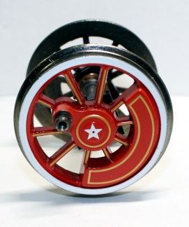 Drive Wheels Red ( Large 2-6-0 )
