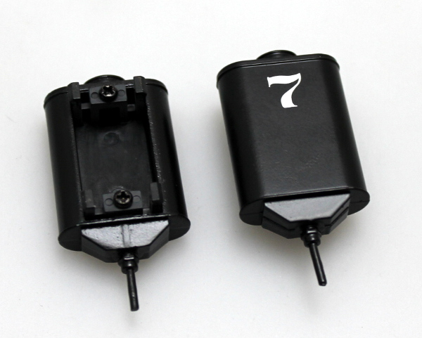 Switch Cover/each - Assorted Numbers (G 2-Truck Climax)