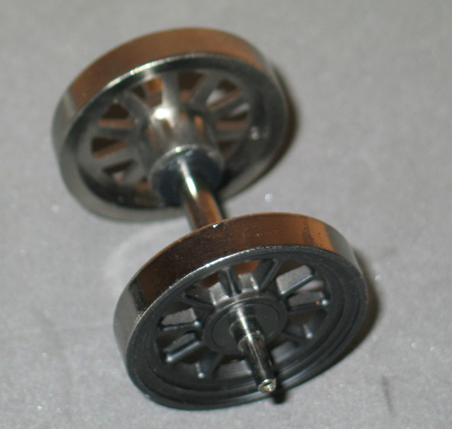 Non Rimmed Drive Wheel [2-8-0 Consolidation] - (Large Scale)