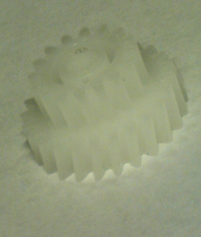 Gear (Large Scale 2-8-0 Consolidation)