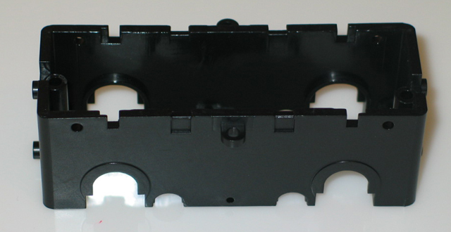 Gearbox Holder - Plastic (Large Scale 38 Ton Shay)