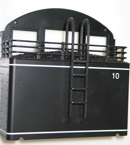Coal Box Assy [2-6-6-2] - (Large Scale)
