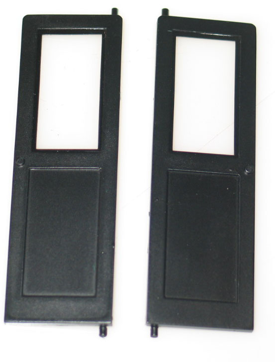 L & R Cab Door [2-6-6-2] - (Large Scale)