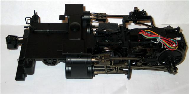 Complete Front Gearbox Assy [2-6-6-2] - (Large Scale)