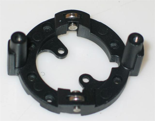 Motor Holder [2-6-6-2] - (Large Scale)