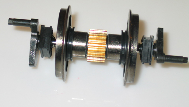 Geared Drive Wheel (Large K-27)