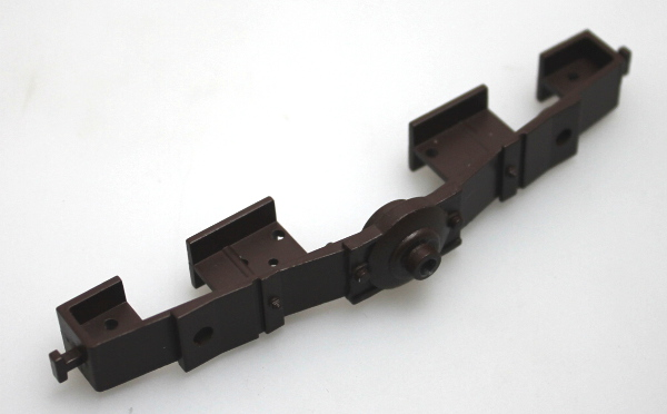 Truck Mount - Dark Brown (G Spectrum Rolling Stock)