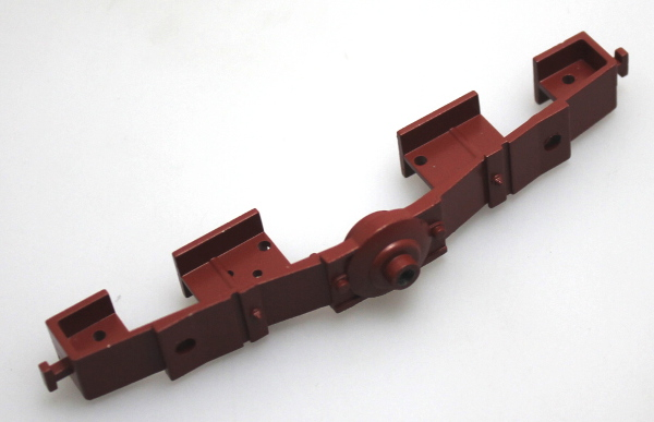 Truck Mount - Red (G Spectrum Rolling Stock)