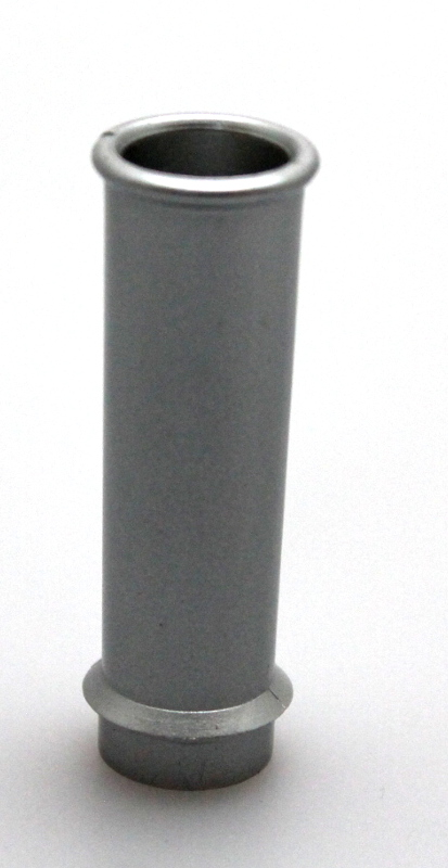 Smoke Stack - Straight, Silver (Large 4-6-0)
