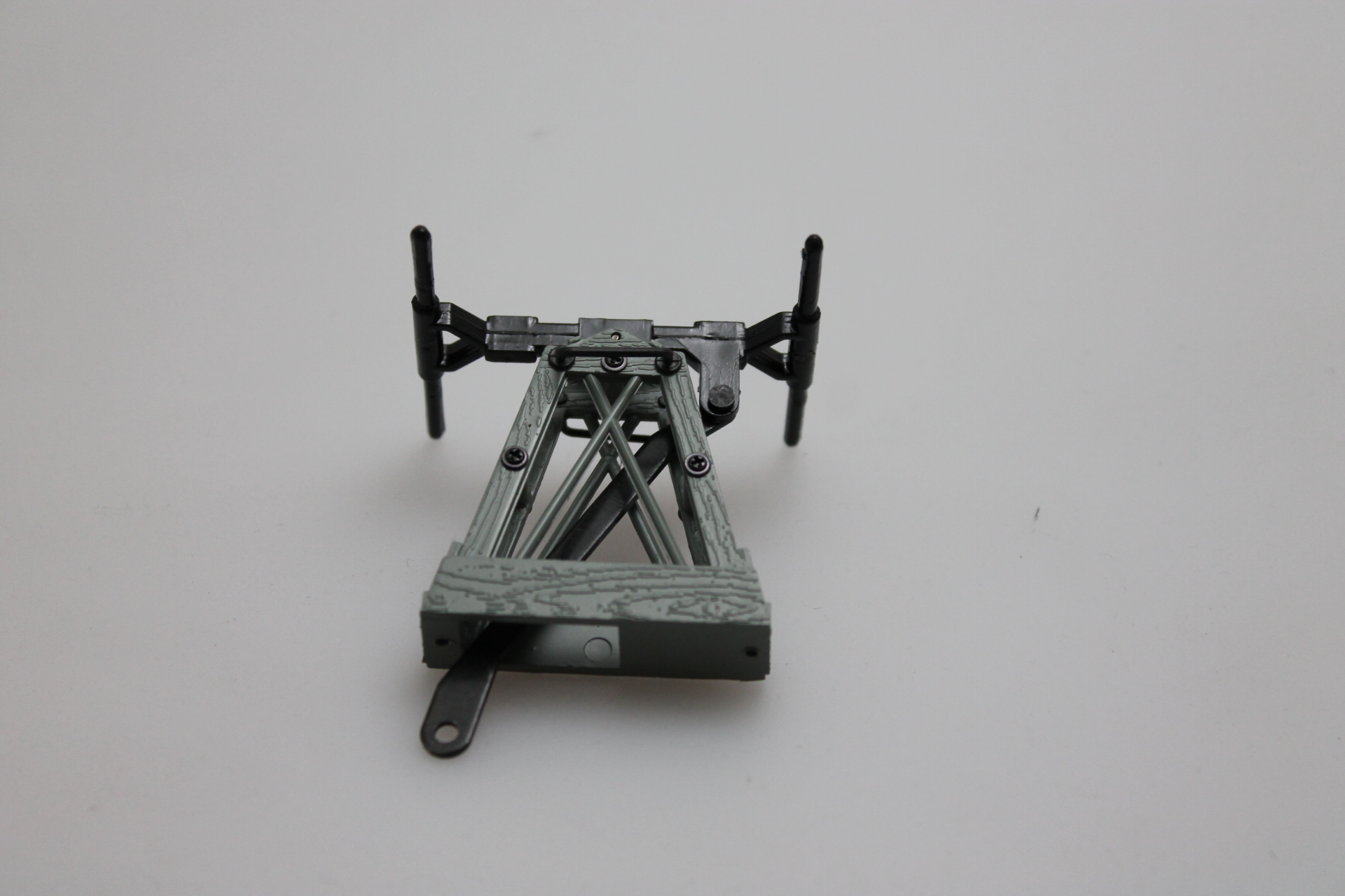 Rocker Assembly - Gray (Large Scale Handcar)