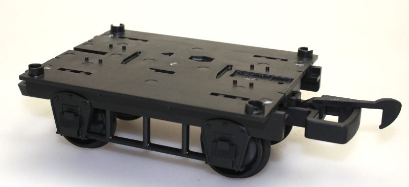 Tender Chassis - Black (Large Scale Lil Big Hauler)