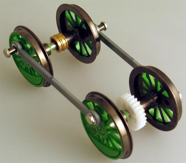 Drive Wheel Assembly (Large Thomas & Friends - Percy)