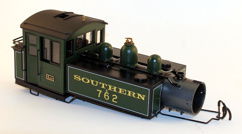 Body Shell - Lyn Southern (Large 2-4-2)