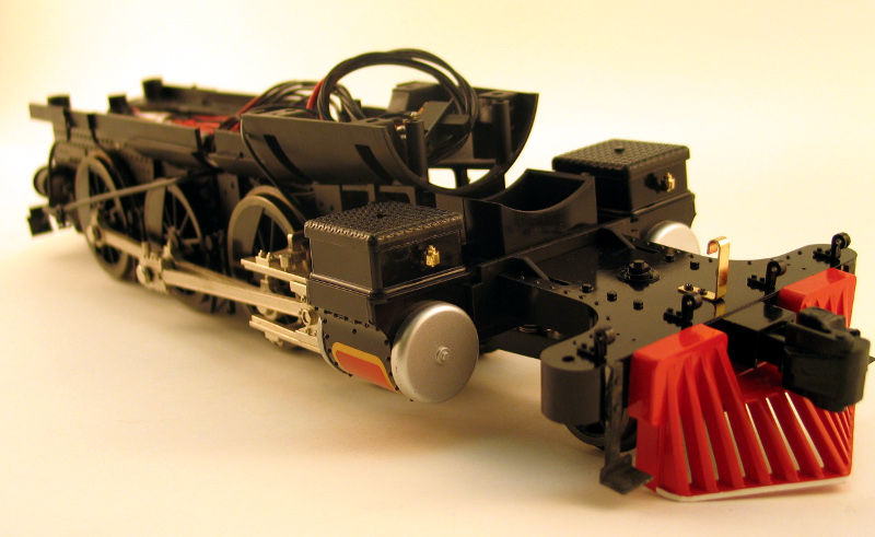 Loco Chassis (90047) (Large 4-6-0)