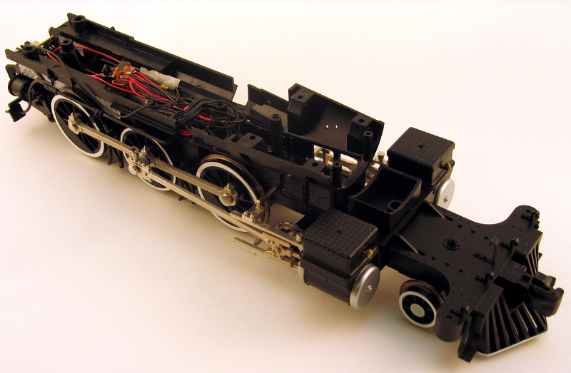 Loco Chassis (90059) (Large 4-6-0)