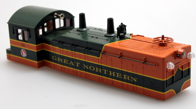 Loco Shell - Great Northern #16 (O NW-2)