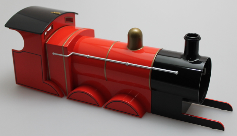 Loco Shell (Large Thomas & Friends - James)