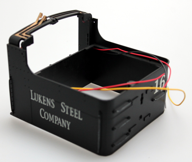 Tender Shell - Lukens Steel Co. (G Heisler)